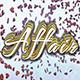 3D Affair text - GraphicRiver Item for Sale