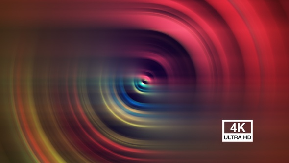 Colored Fractal Abstract Background 4k By Videopilot Pro Videohive
