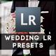 27 Wedding Pro Presets - GraphicRiver Item for Sale