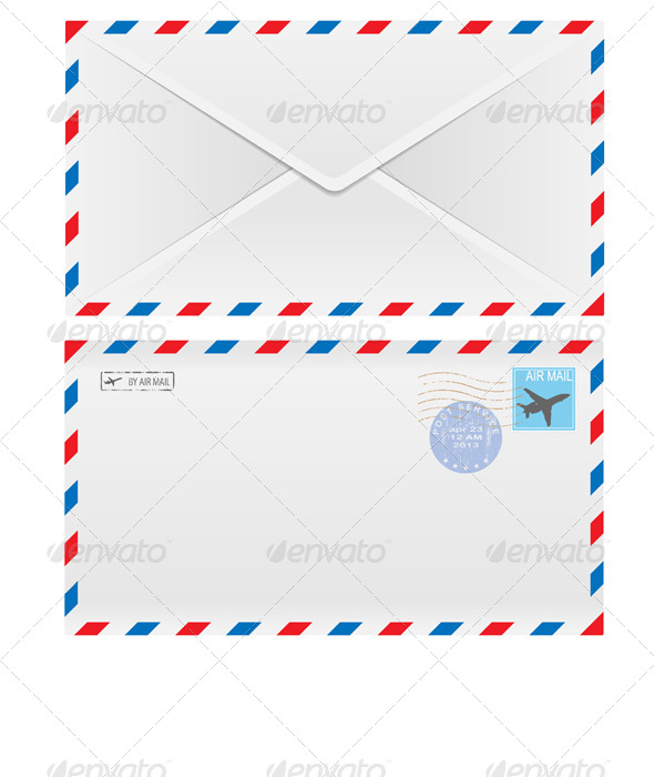 Air Mail - Services Commercial / Shopping