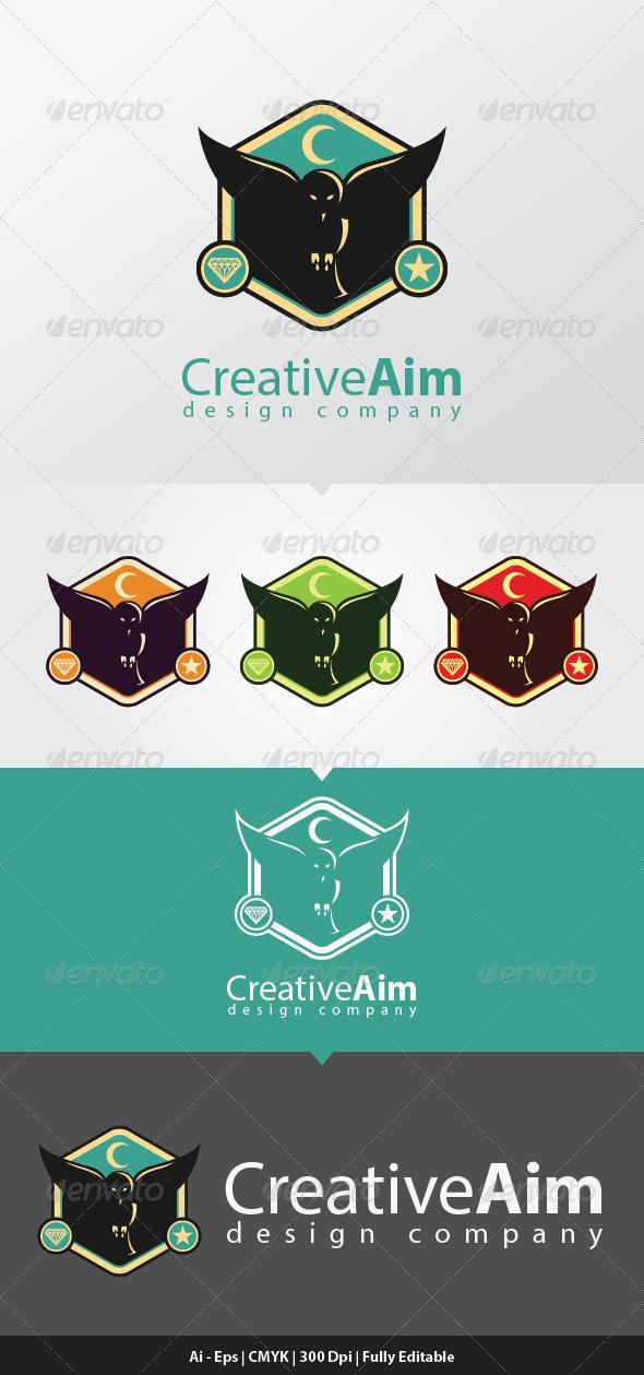 Creative Aim Logo Template - Symbols Logo Templates