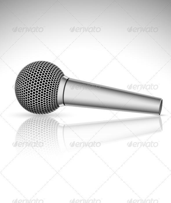 Microphone  - Communications Technology