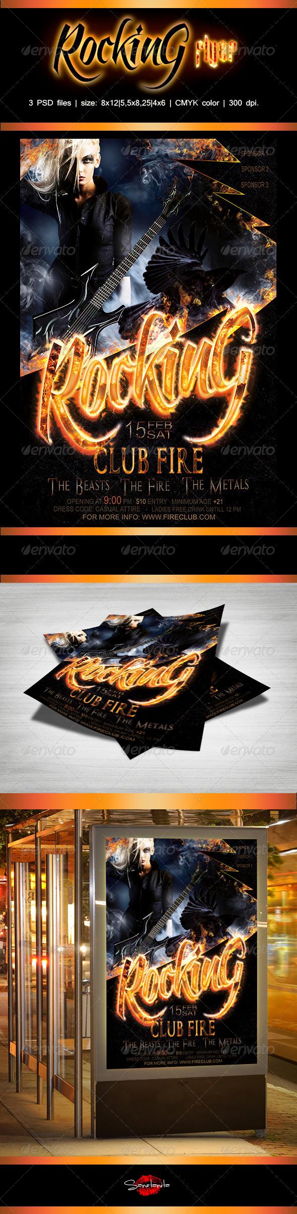 Rocking Flyer - Concerts Events