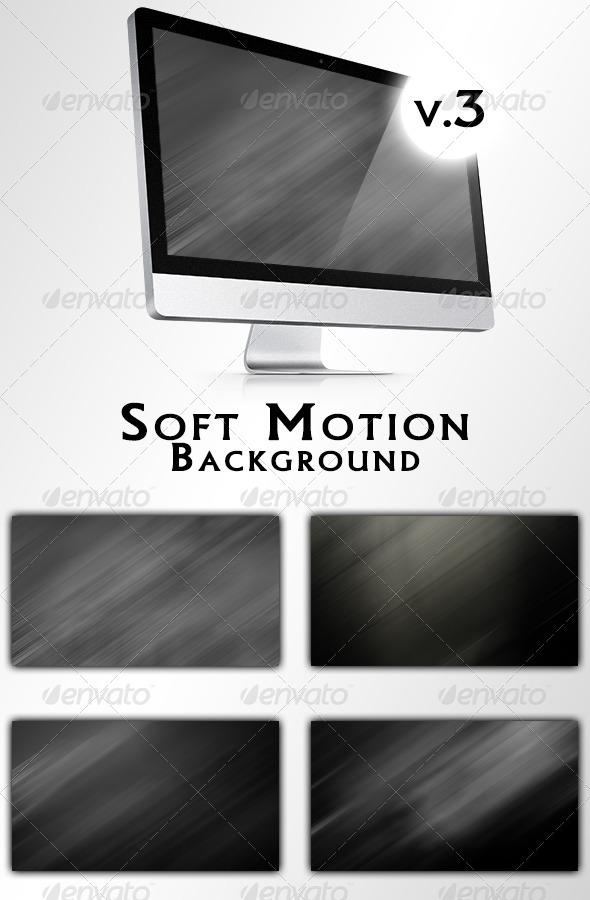Soft Motion Backgrounds v3 - Backgrounds Graphics