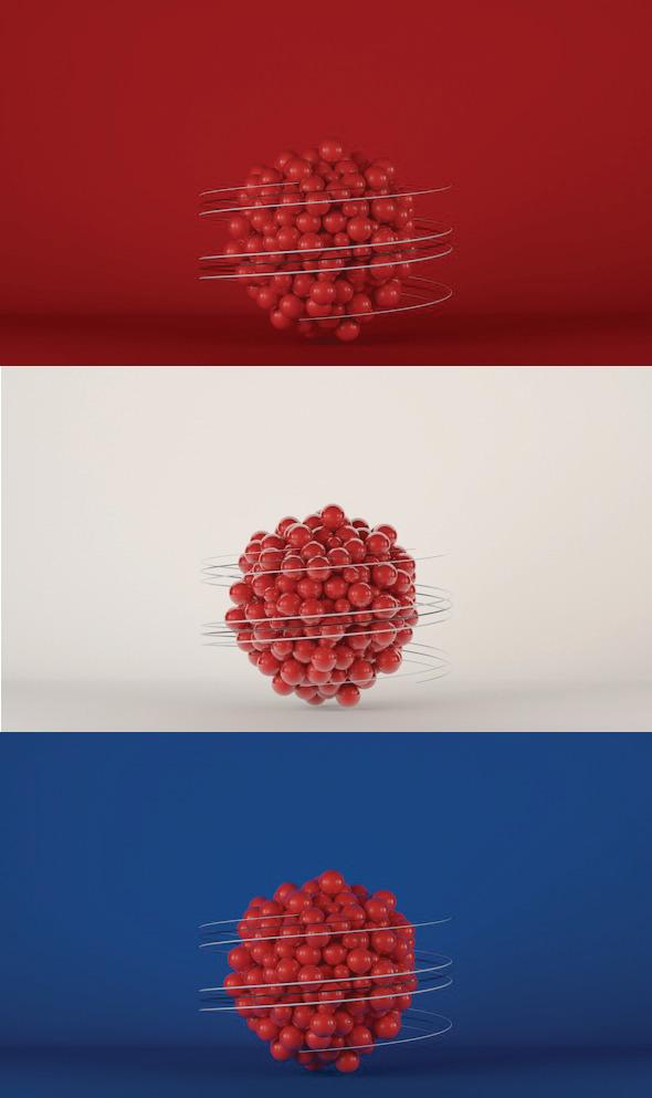 Elegant editable lighting studio - 3DOcean Item for Sale
