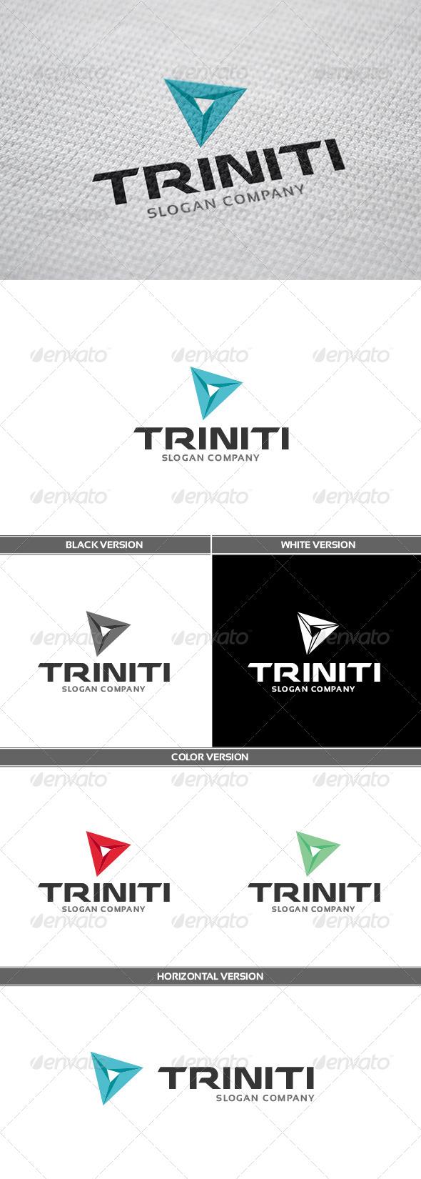 Triniti Logo - Abstract Logo Templates