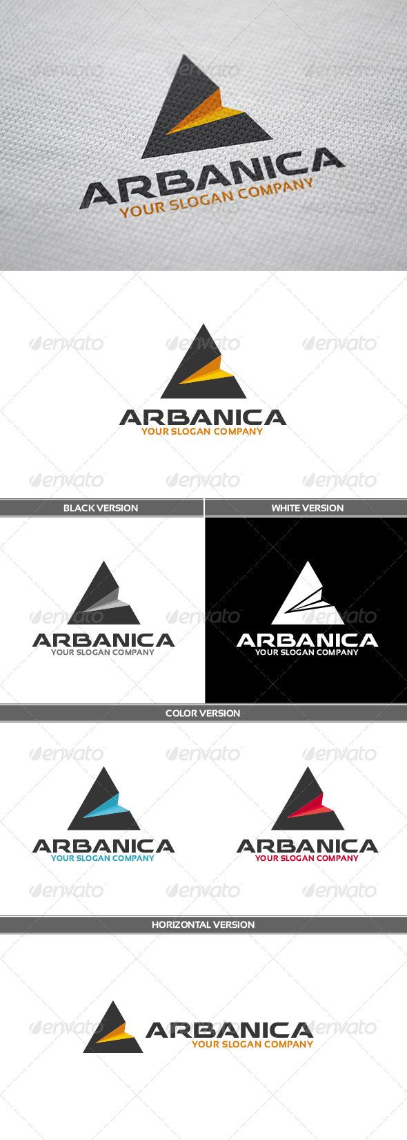 Arbanica Logo - Letters Logo Templates