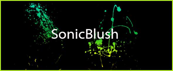 Sonicblush panel