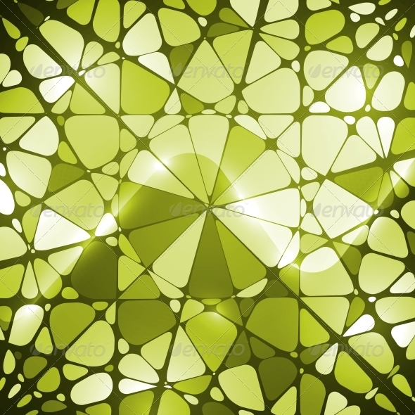 Mosaic Abstract Background - Abstract Conceptual