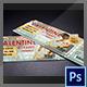 DJ Event Ticket Template - GraphicRiver Item for Sale