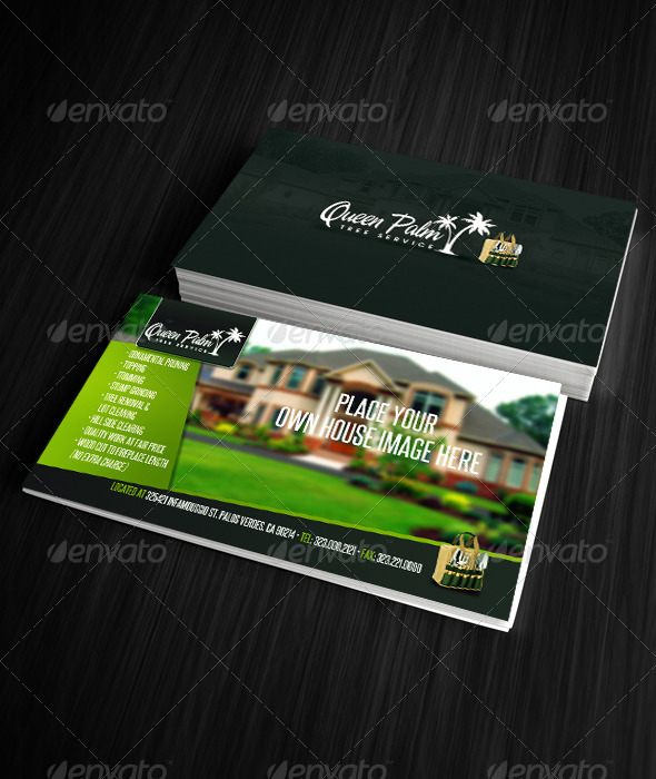 Gardening business card 3 by infamousgio graphicriver gardening business card 3 business cards print templates wajeb Choice Image