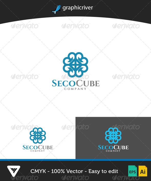 SecoCube Logo - Logo Templates