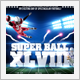 Super Ball/College Football Flyer - GraphicRiver Item for Sale