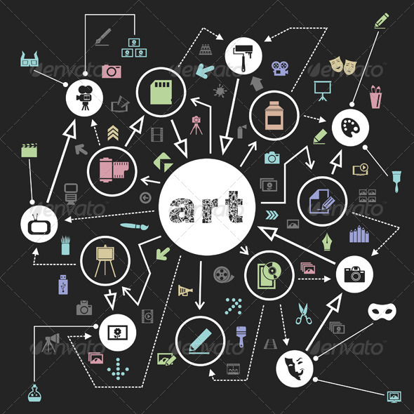 Art the Scheme - Miscellaneous Vectors
