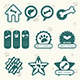 Dog Labels - GraphicRiver Item for Sale