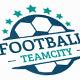 Football Crest Logo - GraphicRiver Item for Sale