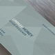 Flat Business Card V-01 - GraphicRiver Item for Sale