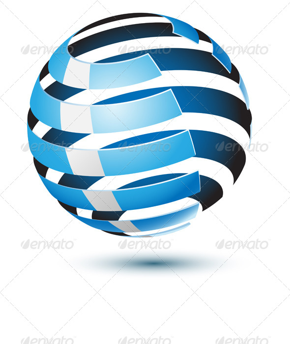 Ball - Abstract Conceptual