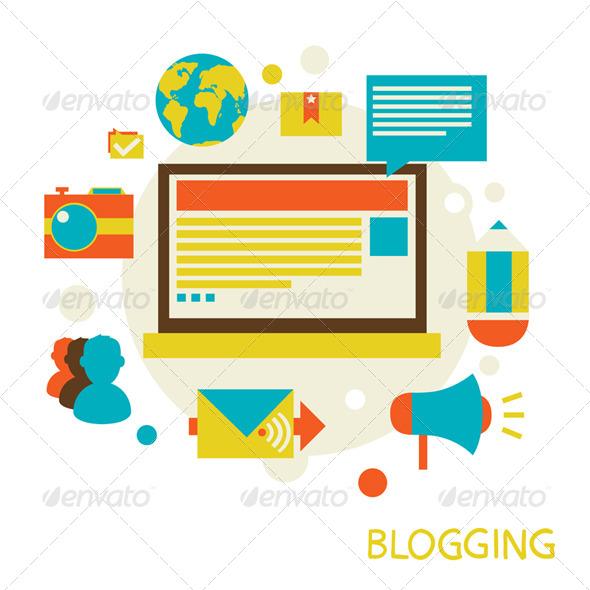 Blogging - Web Technology
