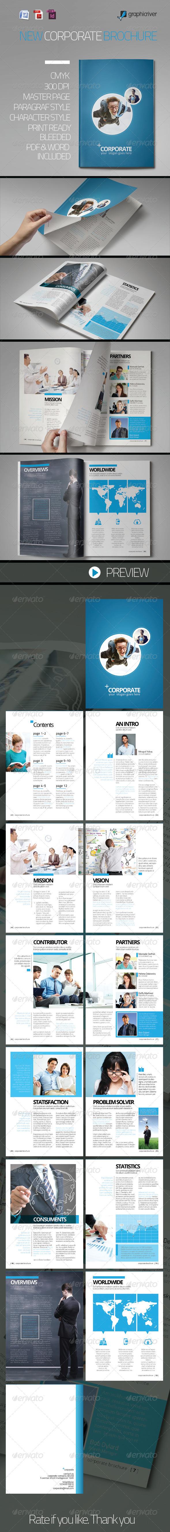 New Corporate Brochure - Corporate Brochures
