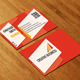 Corporate Business Card AN0203 - GraphicRiver Item for Sale
