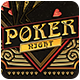 Poker Magazine Ad, Poster or Flyer - Flat & 3D v2 - GraphicRiver Item for Sale