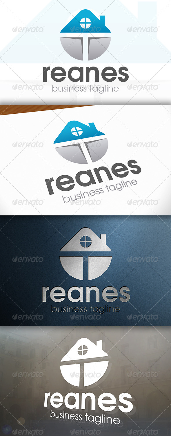 House Logo - Buildings Logo Templates