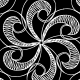 Hand Drawn Radial Swirl Pattern - GraphicRiver Item for Sale