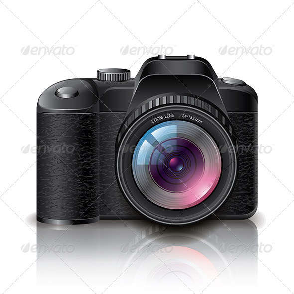 Digital Photo Camera - Media Technology