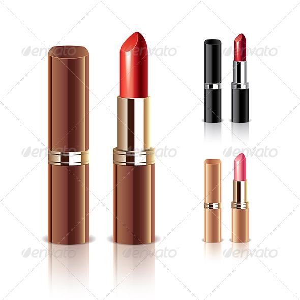 Lipstick - Miscellaneous Vectors