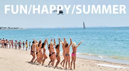 Fun Happy Summer