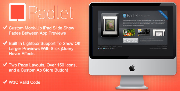 Free Download Padlet iPad App Site Template Nulled Latest Version
