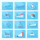 Business Charts - GraphicRiver Item for Sale