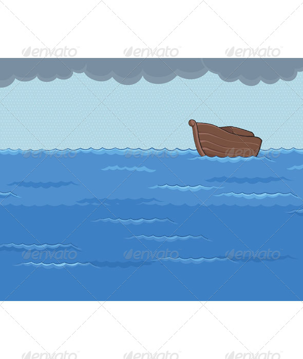 Ark in the Rainy Sea - Miscellaneous Conceptual