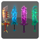 Epic Swords - 3DOcean Item for Sale