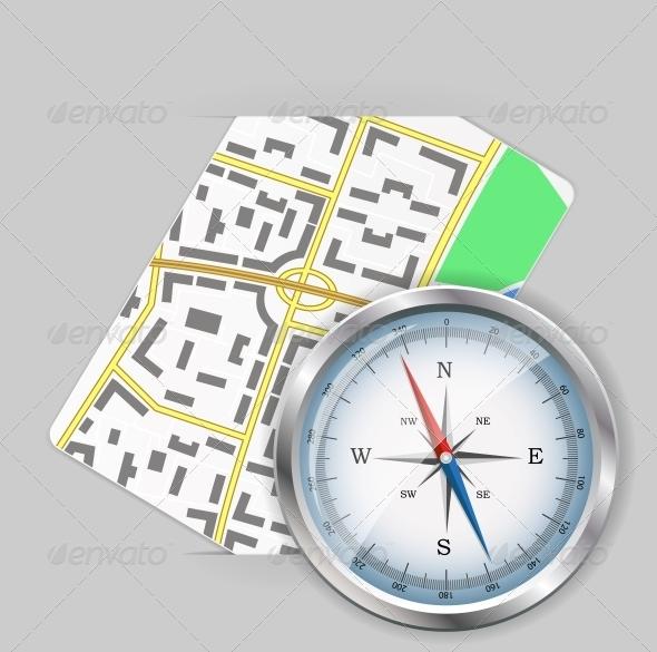 Navigation Icon - Web Technology