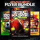 Sport Flyer Template Bundle v2 - GraphicRiver Item for Sale