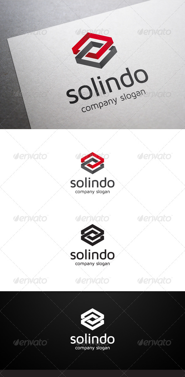 Solindo Logo - Abstract Logo Templates