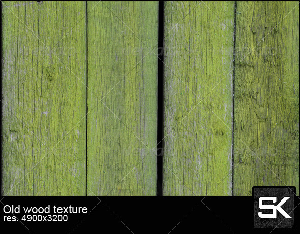 Old Wood - Wood Textures