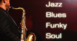Jazz Blues Funky Soul