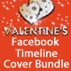 Bundle # Valentine FB Timeline Cover - GraphicRiver Item for Sale