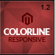 Colorline - Responsive Magento Theme Nulled