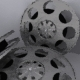 3D Film Reel Model - 3DOcean Item for Sale