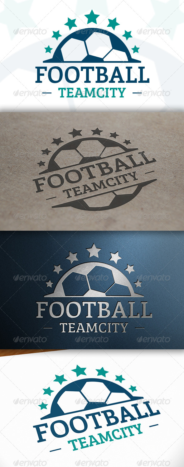 Football Crest Logo - Crests Logo Templates