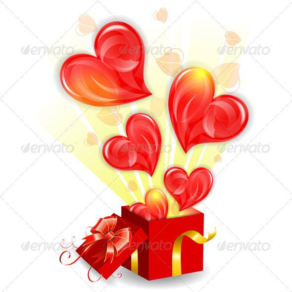 Valentine's Day Concept - Valentines Seasons/Holidays