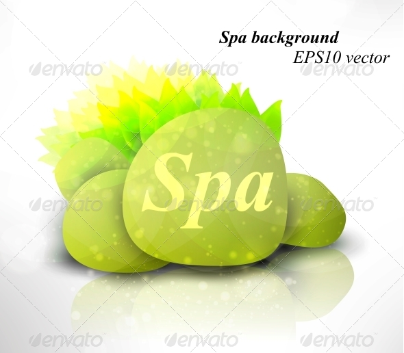 Spa Background  - Seasons Nature
