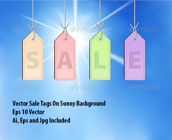 Sale Tags - Concepts Business