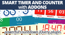 Smart Timer And Counter with Addons