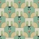 Seamless Pattern the Face of a Rabbit - GraphicRiver Item for Sale
