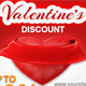 Valentine WEB AD BANNERS Design - GraphicRiver Item for Sale